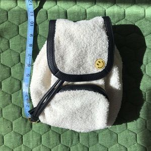 Trade- PACSUN Mini 😃 backpack soft/furry New